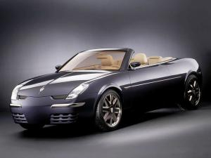 Karmann Coupe RHT Concept '1999